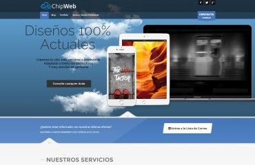 Chipweb ScreenShot