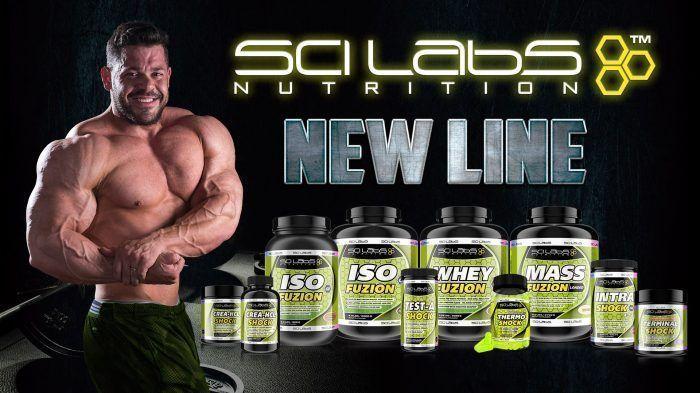Nueva Linea Scilabs Nutrition 2016