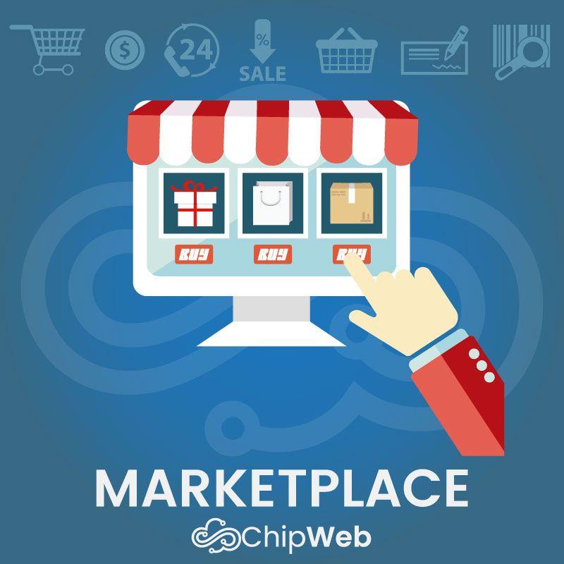 Martkeplace - Tienda online multi-vendedor de ChipWeb