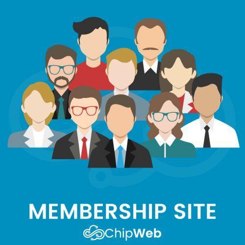 Membership Site - Sistema de Membresía - Chipweb.es
