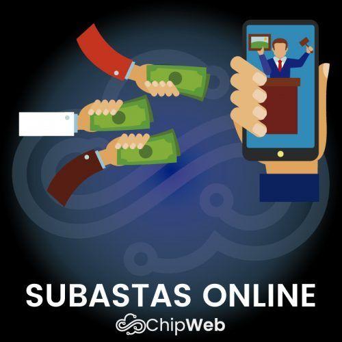 Subastas Online - Chipweb