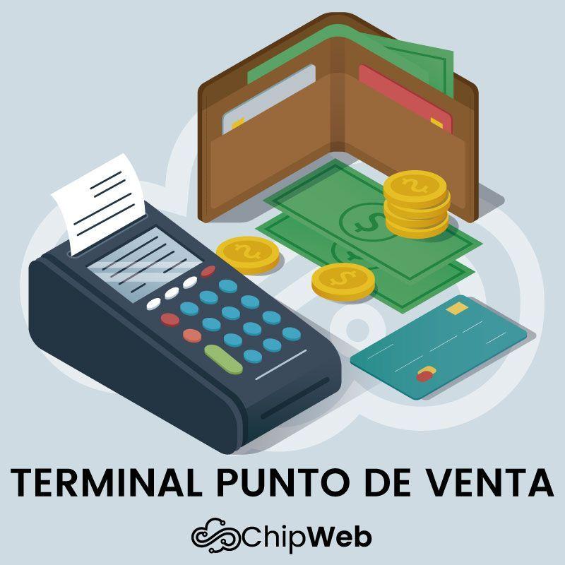 TPV - Terminal punto de Venta de ChipWeb