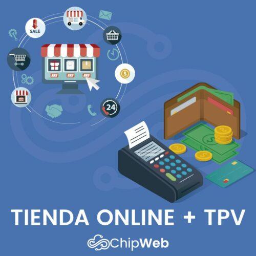 Tienda online y TPV (Terminal Punto de Venta) en un mismo gestor de contenidos