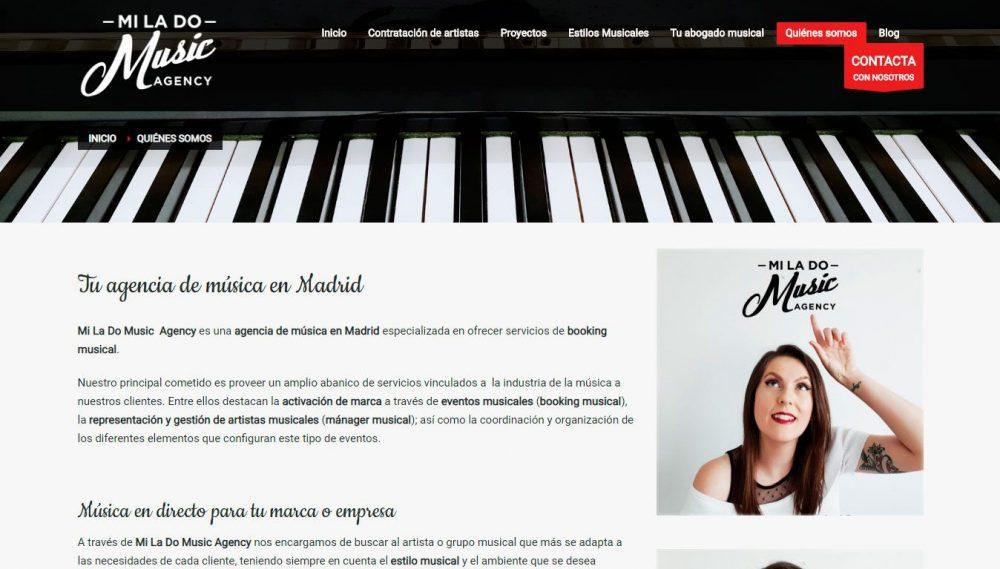 Mi La Do Music Agency