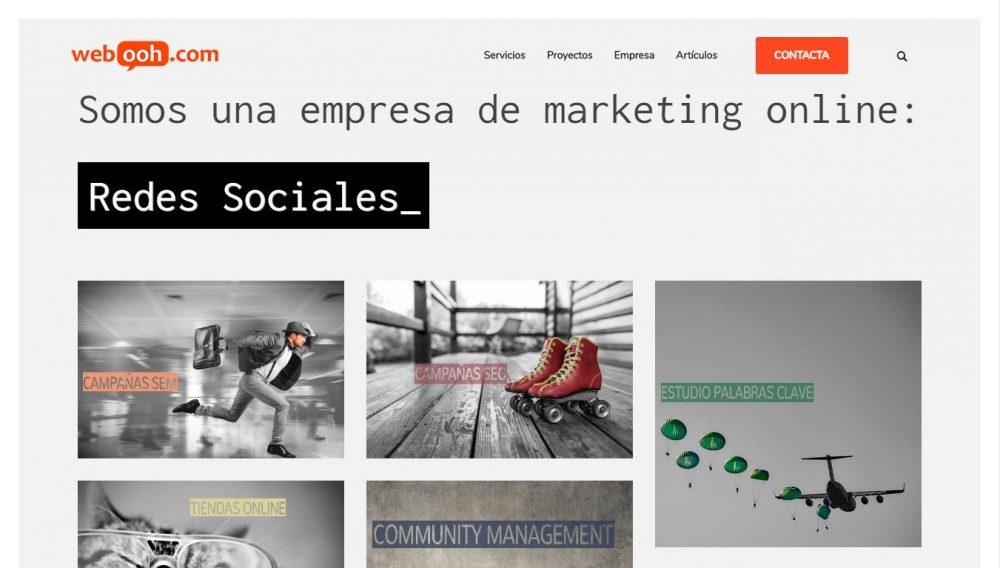 Webooh Agencia de Marketing